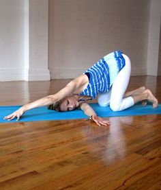 Yoga Shoulder Openers: Yoga Poses for Shoulders, Hips, and Posture-Shape Magazine