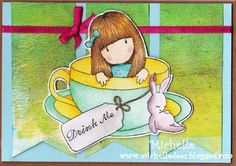 Banner with gelliplate. I Card, Winnie The Pooh, Disney Characters, Fictional Characters, Banner, Stamp, Crafts, Art, Banner Stands