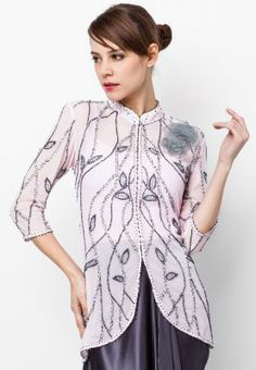 Demi Couture Lexandra Top Couture, Blouse, Coat, Modern, Fashion, Moda, Sewing Coat, Trendy Tree, Fashion Styles