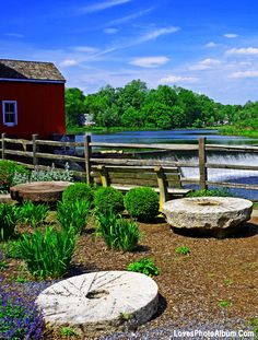 Mill Stones In Clinton NJ