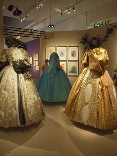 Les 3 robes.
