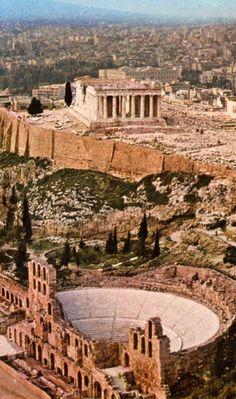 Athens! Study Abroad | #GlobalGators! Visit the #UFIC website for more information: www.ufic.ufl.edu/...