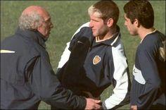 Bianchi, Palermo y Riquelme