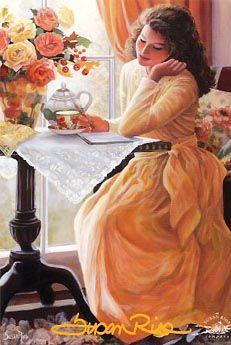 """""""Afternoon Light """"  Susan Rios"""
