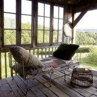Comment faire un plancher en planches de récup' - Marie Claire Maison