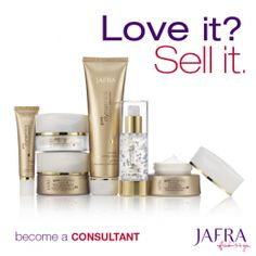 Do you love the results you get from JAFRA products?  Sell it!  Have your own business on your own terms. http://jafra.me/r2h