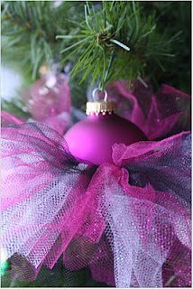 It's My Life: Hand Made Gifts: Tutu Ornaments