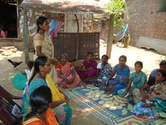 "Lalitha Sampathi is talking about "" How to get women respected society in India"" in Dupahad village Team members meeting, https://www.generosity.com/community-fundraising/help-stopping-the-rape-of-women-and-young-girls--2/x/14783980"