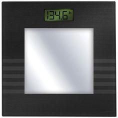 Bally Total Fitness BLS-7361 BLACK Bluetooth Digital Body Mass Scale (Black)