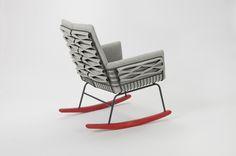 Push Rocking chair.