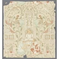 The House that Jack Built, Designer: Walter Crane and Manufacturer: Jeffrey & Company, 1886