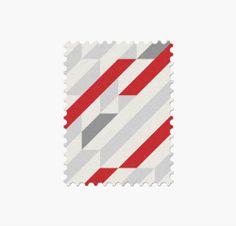 32 World Cup Stamps, England _ Design: Mann