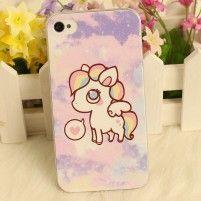 Coque iPhone 5 Licorne #Iphone5Cases