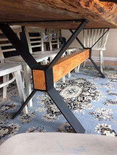 Mesa patas  patas Industrial  mesa de comedor  barra de
