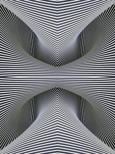 Two Direction Swirling Squares Optical Illusion