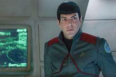 Spock. Star Trek Beyond.