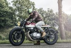 Clear Vision - Wrench Kings Honda CB750 ~ Return of the Cafe Racers