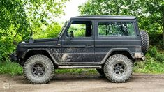 Mercedes G Wagen, Mercedes 4x4, Mercedes Benz G Class, Bone Stock, Jeep Wrangler Tj, G Wagon, Barn Finds, Broncos, Hot Wheels