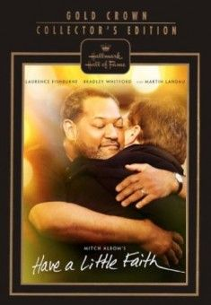 Have A Little Faith DVD from Hallmark Hall of Fame Movies is available at Ann's Gift Shop! Mitch Albom, Bradley Whitford, Movie M, Christian Films, Read Newspaper, Audio Latino, Family Movies, Abc Family, Hallmark Movies