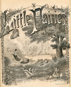Little Fairies book