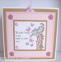 Little Claires Designs: Hello everyone. Better Weather, Cat Cards, Hello Everyone, Make Me Smile, Cardmaking, Bring It On, Just For You, Scrapbook, Stamping