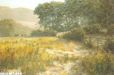Forestside by David Dipnall. - GeraldCoulsonPrints.com