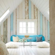 Home-Dzine - Wood panelling for walls