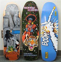 Vintage Skateboards...
