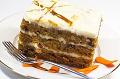 Make the Perfect Dairy-Free Carrot Cake in 4 Easy Steps