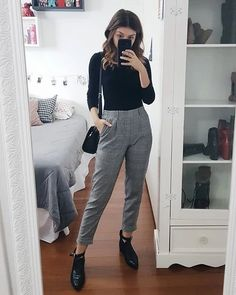 Women Casual Jeans Outfit Camo Jeans Blue Pants Outfit Formal Casual For Ladies Ladies Cotton Pants Elastic Waist Casual Spring Outfits 2019 Latest Pakistani Fashion Casual Wear 2019 Casual Work Outfits, Office Outfits, Work Attire, Jean Outfits, Fall Outfits, Fashion Outfits, Trendy Outfits, Casual Jeans, Winter Professional Outfits