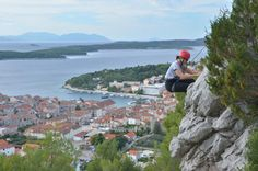 Kayaking and rockclimbing with Hvar Adventure -Day Tours