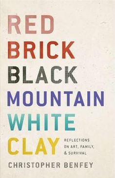 Buy Red Brick, Black Mountain, White Clay: Reflections on Art, Family, and Survival by Christopher Benfey and Read this Book on Kobo's Free Apps. Discover Kobo's Vast Collection of Ebooks and Audiobooks Today - Over 4 Million Titles! Black Mountain College, Read Red, Homemade Black, Reading Levels, Red Bricks, White Clay, American Art, My Books, Reflection