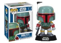 FUNKO POP! STAR WARS 08: BOBA FETT