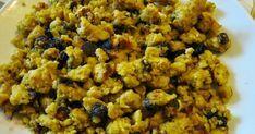 Hozzávalók: 200 g zabpehely 3 dl (növényi)tej 4 tojás édesítő csipet só 1 tk vaniliaaroma citromhéj 1 jó marék mazsola(opcionál... Grains, Paleo, Food And Drink, Rice, Beach Wrap, Seeds, Laughter, Jim Rice, Korn