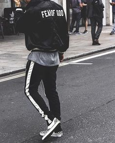 #VansShoes, wow..I'm really liking those sweatpants! - The wolf that kills