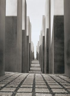 "Interview with Peter Eisenman: ""I Am Not Convinced That I Have a Style"",The Memorial to the Murdered Jews of Europe in Berlin, Germany. Image © Eisenman Architects"