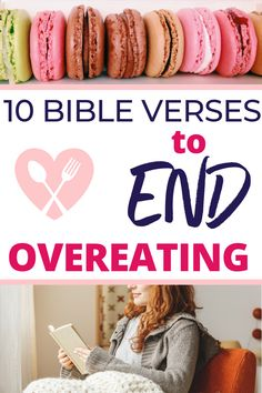 Do you want to end your struggle with overeating once and for all? Here are 10 Bible verses about eating that show you it's possible to live a healthy lifestyle that's not controlled by food and diets. Get Healthy, Healthy Tips, Healthy Salads, Healthy Desserts, Healthy Lifestyle Quotes, Health And Nutrition, Fitness Diet, Bible Verses, Scriptures