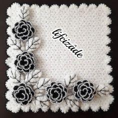 Moda Emo, Piercings, Crochet Doilies, Yellow Flowers, Elsa, Bridal, Crochet Necklace, Crochet Patterns, Embroidery