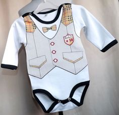 Baby Body für Jungnen  Langarm Babybody Gr. 80