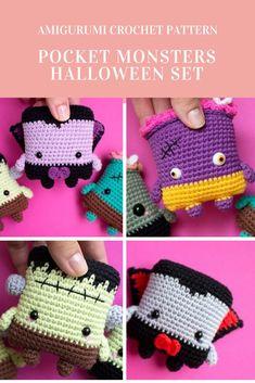 Mesmerizing Crochet an Amigurumi Rabbit Ideas. Lovely Crochet an Amigurumi Rabbit Ideas. Crochet Fall, Holiday Crochet, Love Crochet, Crochet Gifts, Crochet Hooks, Knit Crochet, Halloween Crochet Patterns, Crochet Toys Patterns, Amigurumi Patterns