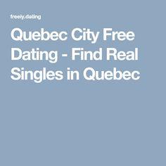 Kostenloses Online-Dating-Quebec