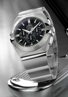 Omega - Constellation Double Eagle Chronograph