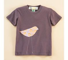 bird on tshirt. Good for stain cover... I need a zillion birds to cover the stains on my shirts