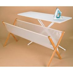 Ironing Cradle - Keep fabric off the floor as you press