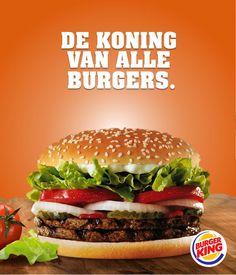 Burger King - Koningsdag