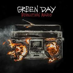"L'album dei #GreenDay intitolato ""Revolution Radio""."