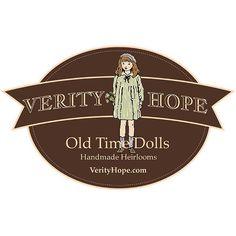 New Verity Hope mascot girl on the logo!