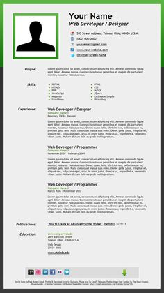 Each resume contains required elements Professional Resume, Ohio, Photoshop, Let It Be, Job Resume, Columbus Ohio, Professional Cv