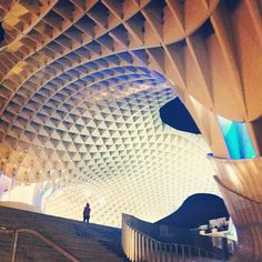 Metropol Parasol and 15 other photos from Seville, Spain | http://travelsofadam.com/tag/seville