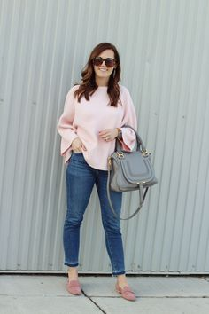 my everyday style: pink always wins!